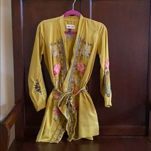 Stunning tunic top from Antropology